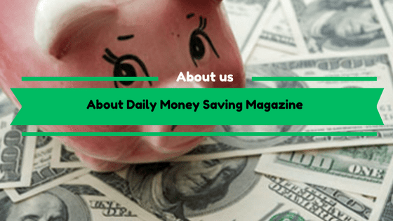 About Daily Money Saving