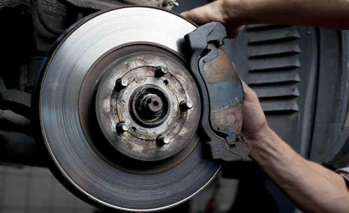 How to replace the brake pads yourself